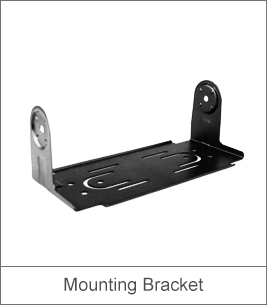 Mobile Radio Mounting Bracket