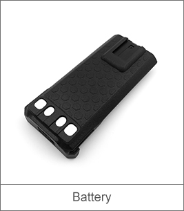 Handheld Two Way Radio Battery Senhaix