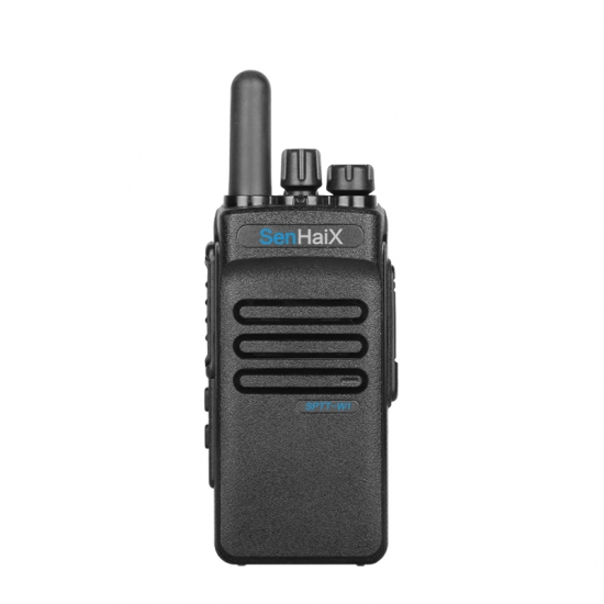 Push-To-Talk Over Cellular WCDMA 2 Way Radio
