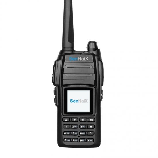 Network PTT WCDMA GSM Two Way Radio