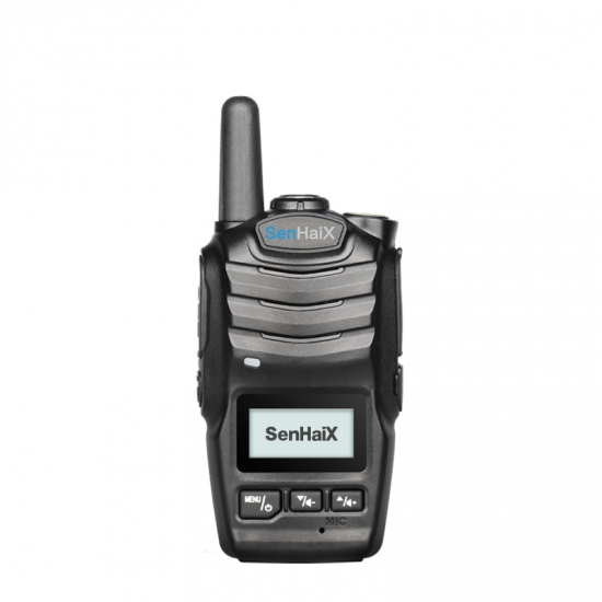 Unlimited Distance GSM Network Radio