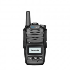 Mini Portable 3G WCDMA Walkie Talkie