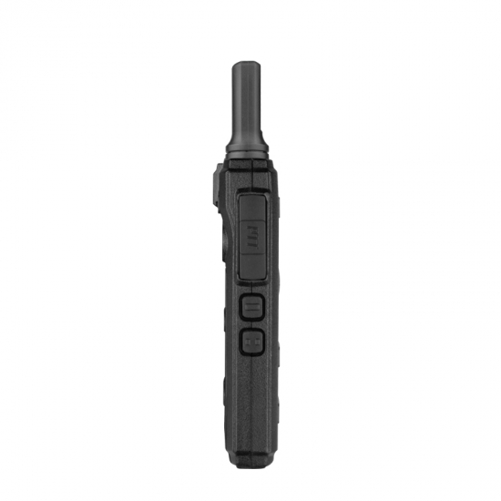 Ultra Slim 2 way radio with breathing lights