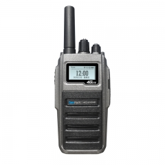 4G network two way radio